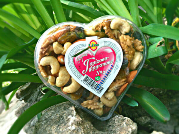 Орехово-фруктовое ассорти №2, ТМ «Liza»